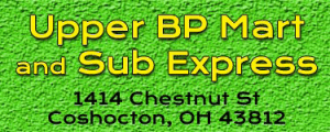 Upper BP Mart and Sub Express of Coshocton